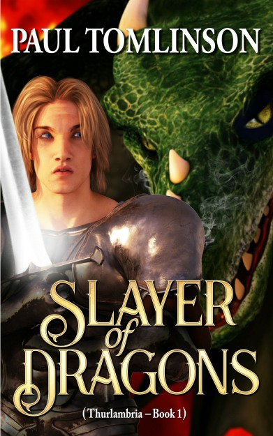 Slayer of Dragons cover