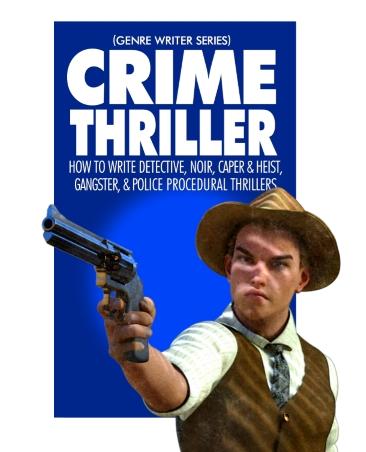 Crime Thriller Promo Image